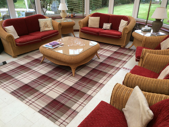 Conservatory Furniture Cushions