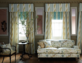 Linwood Fabrics For Upholstery And Curtains