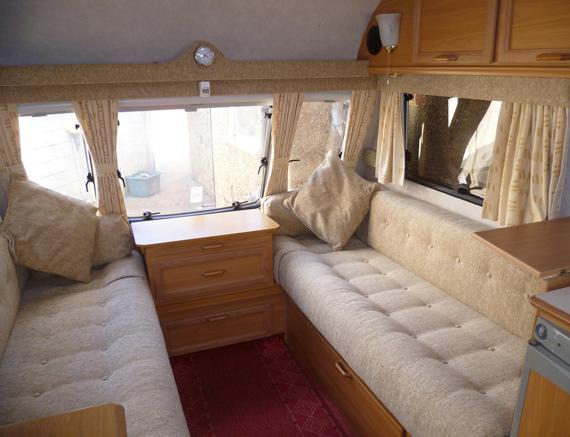 Bristol Upholstery Gallery Of Touring Caravan Orders